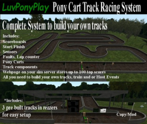 track-race-poster